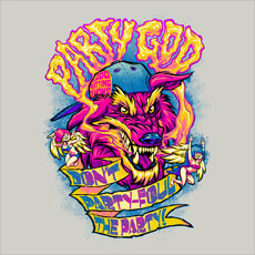 party god beastpop neon pink yellow typography wolf party smoking smoke angels demon snapback hat rave tshirt tee tank top sweatshirt crew crewneck