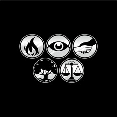 divergent factions fire eyes hand handshake tree legal justice tshirt tee tank top sweatshirt