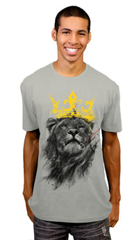 No King Lion Shirt