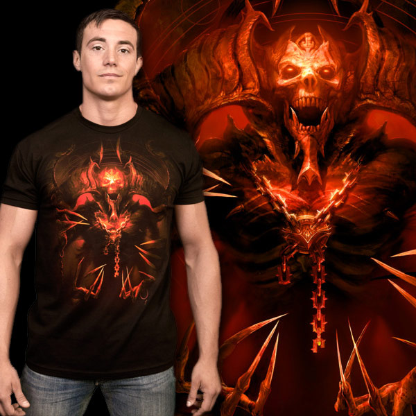 Blizzcon Diablo Tee Lord of Hatred