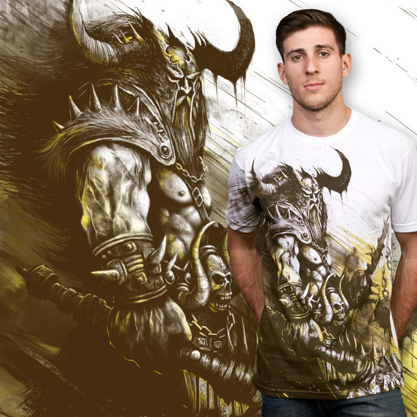 Barbarian Blizzcon Shirts