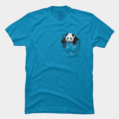 pocket panda cute tiny little best of 2013
