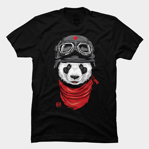 number one best top 25 best of 2013 panda happy adeventure scarf style tshirt tee