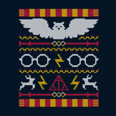 harry potter the sweater that lived