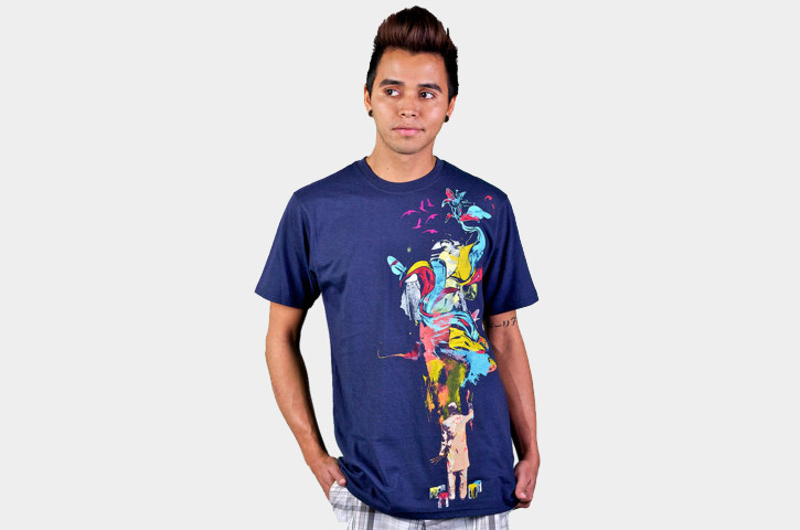The Painter T Shirt