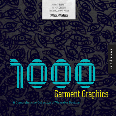 1000 Garment Graphics Book