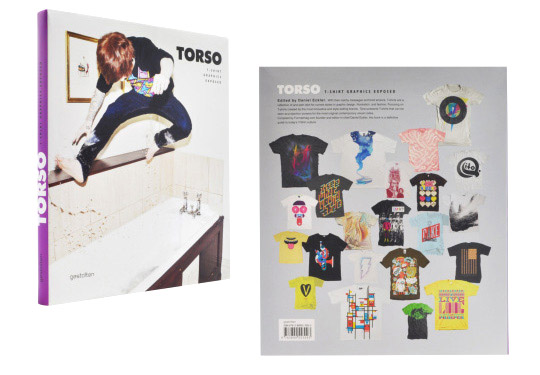 Torso T Shirt design book