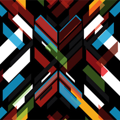 Abstract Pattern Budi