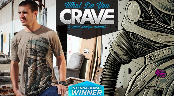 CraveOnline Winner The Dark Officer