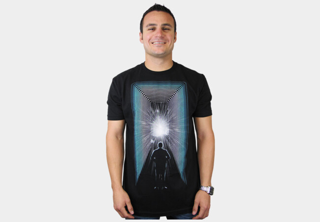 'the portal' T-Shirt - Design By Humans