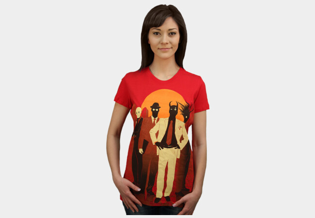 Agents of the Apocalypse T-Shirt - Design By Humans