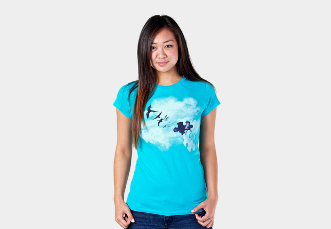 Sky is Fallin' T-Shirt - Design By Humans