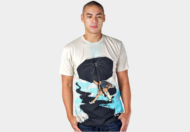A Paper Boat T-Shirt - Design By Humans