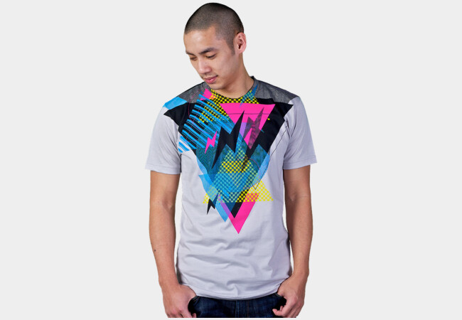 Geomectrical. T-Shirt - Design By Humans
