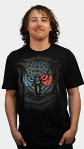 The Guardian in 3D now! T-Shirt