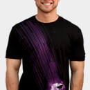 slimyspartacus wearing Purple_Rain by Studio8Worx