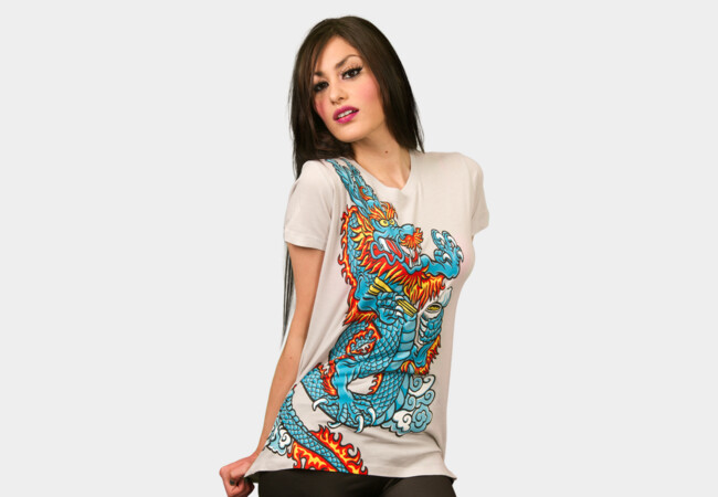 Instant Noodle Guardian T-Shirt - Design By Humans