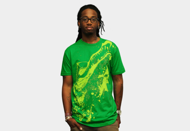 Limited Edition - Reptilia Revolution T-Shirt - Design By Humans