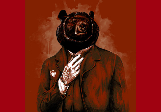 gentlebear  Artwork