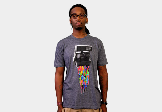 Pixelshot T-Shirt - Design By Humans