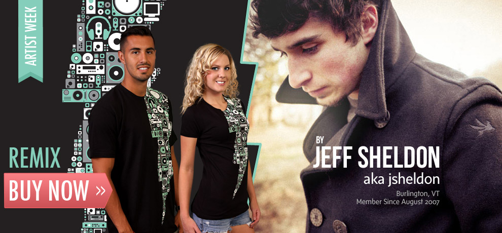 Jeff Sheldon T Shirts