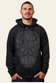 Calavera III Hoodies by wotto