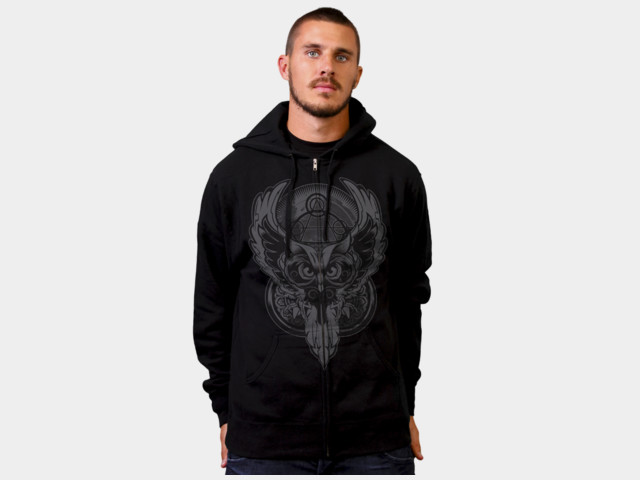 The Wisdom Graphic Hoody