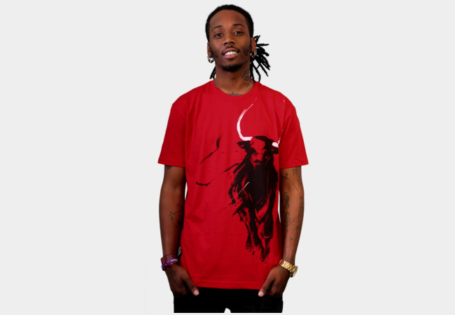 Toro T-Shirt - Design By Humans