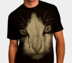 Inked Cat T-Shirt