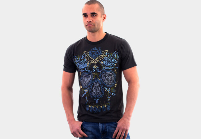 Day of the Dead T-Shirt - Design By Humans