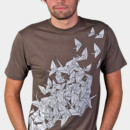 clarkshark wearing 1000 Cranes by collisiontheory