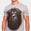 FZDAkurt wearing Lion and Rose by FZDAkurt