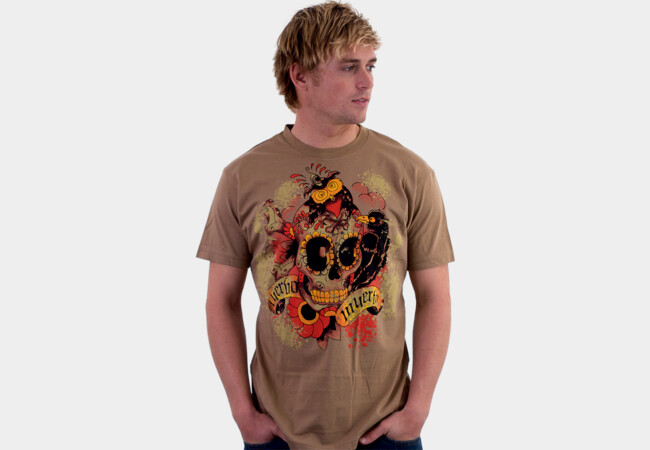 Cuervo Muertos T-Shirt - Design By Humans