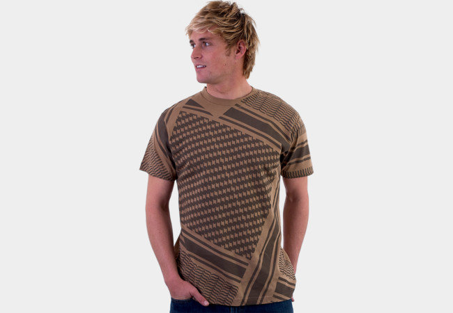 Keffiyeh T-Shirt - Design By Humans