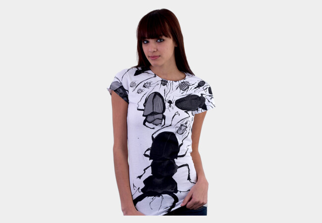 Coleoptera T-Shirt - Design By Humans