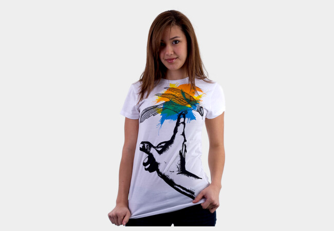 Same bird, different day! T-Shirt - Design By Humans