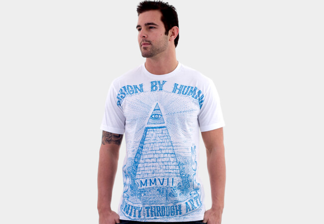 Eye Of Providence T-Shirt - Design By Humans