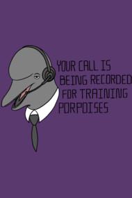 For Training Porpoises