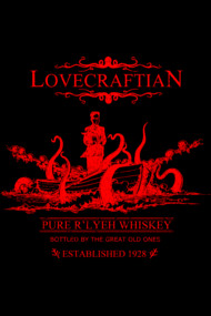 R'lyeh Whiskey - Red Label