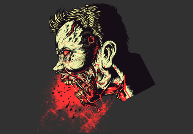 ZOMBIE FRENZY!  Artwork