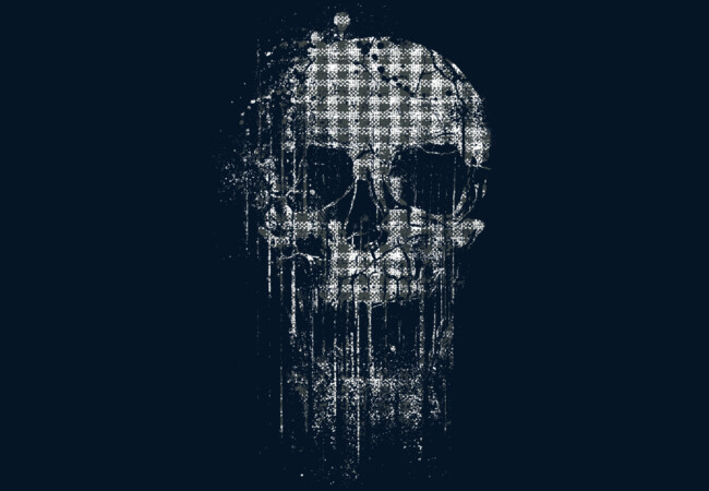Cool Skull II  Artwork