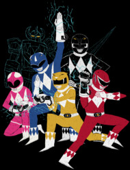 power glove rangers