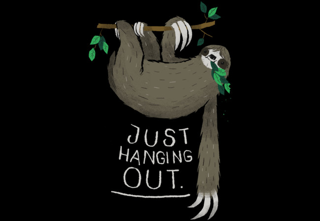 just hanging out  Artwork