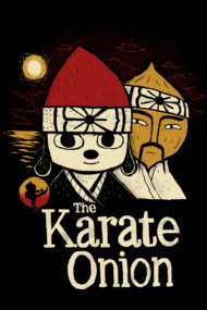 the karate onion