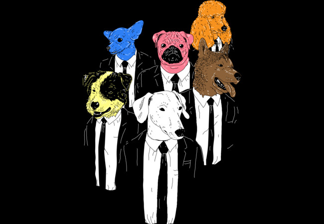 Dogs of the Reservoir  Artwork