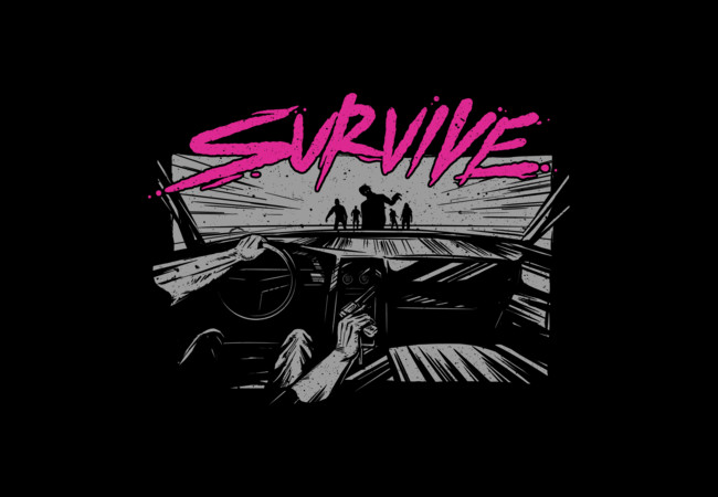 Survive  Artwork