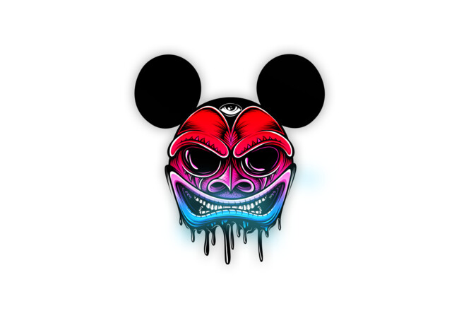 Evil Mickey  Artwork