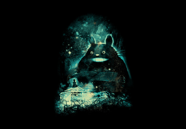 babysittotoro or the last story  Artwork