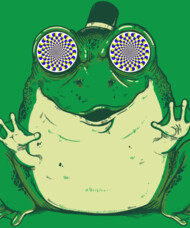 Hypnogenic Toad