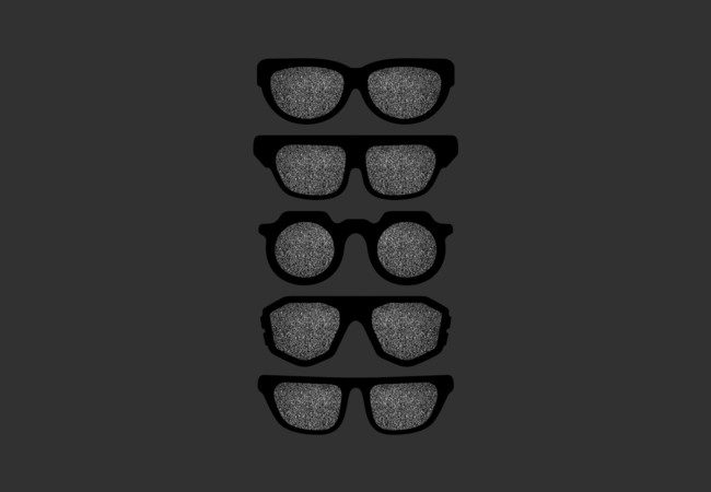 Static Glasses  Artwork